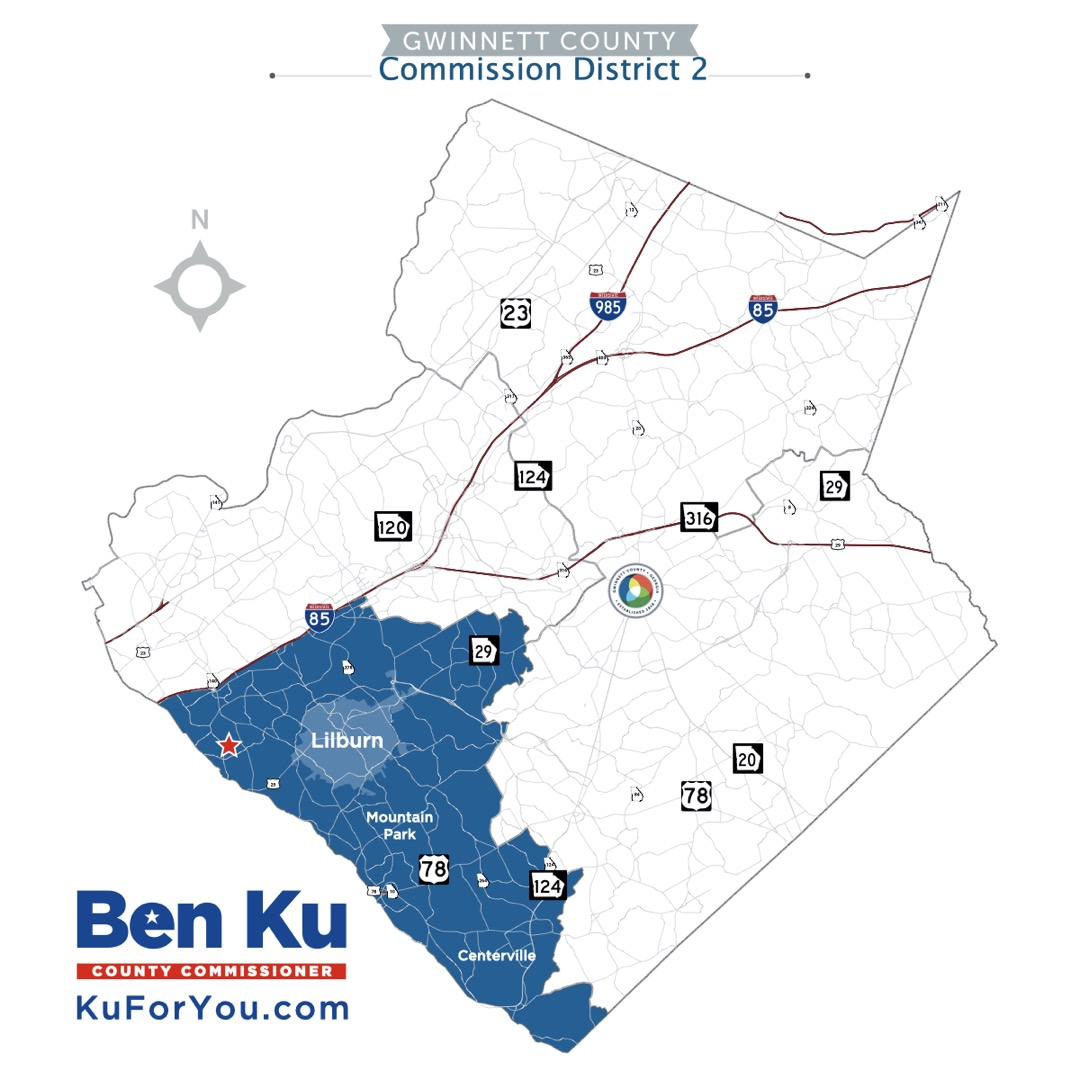 Resources - Vote Ben Ku for your Gwinnett County
